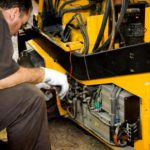 Forklift truck repairs and maintenance